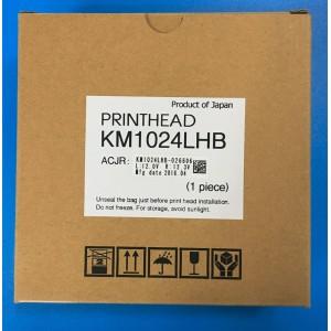 Original & new Konica Minolta KM1024 LHB 42pl Print head UV